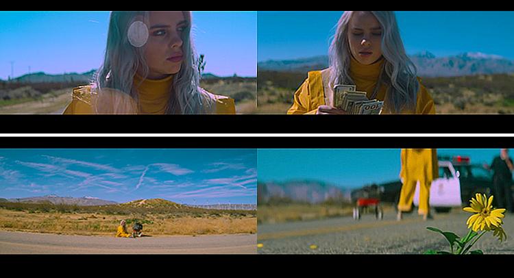 [DOWNLOAD] Billie Eilish – Bellyache (Music Video)