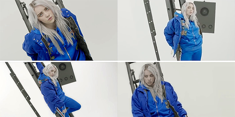 [DOWNLOAD] Billie Eilish – Bored (Music Video)