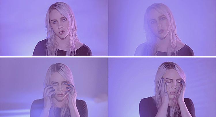 [DOWNLOAD] Billie Eilish – Ocean Eyes (Music Video)