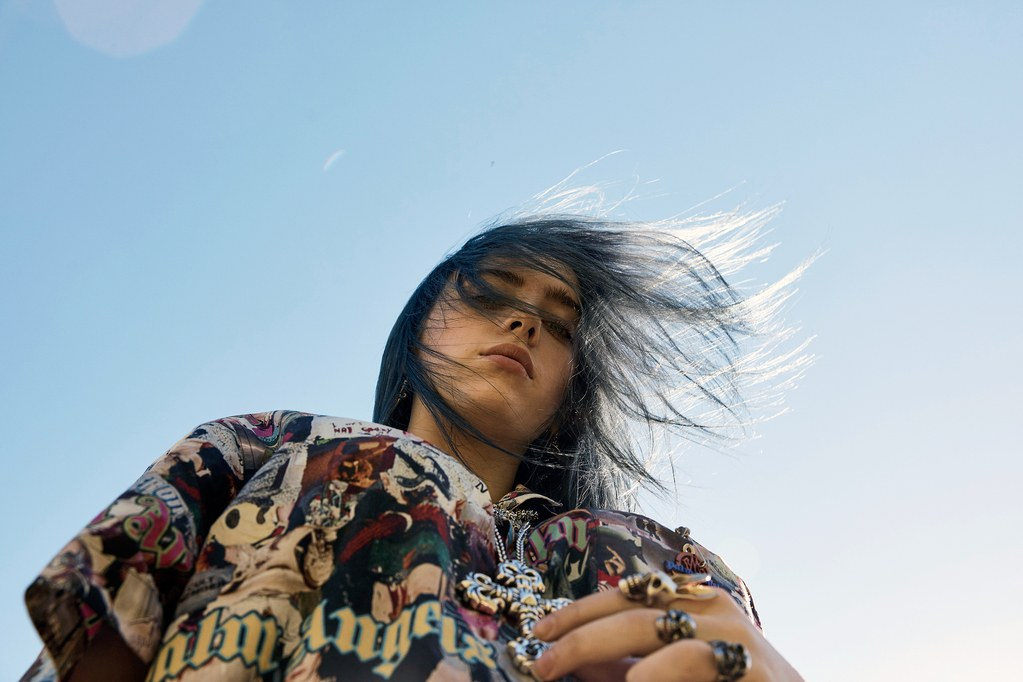Billie Eilish: 'I'm just trying to deal with everything'