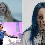 Billie Eilish freaks out over Hayley Williams, Avril Lavigne praise.