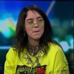 Billie, reveals why she still records music in her brother's bedroom
