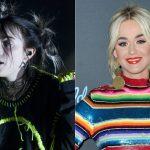 "Katy Perry: ""I love Billie Eilish""."