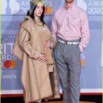 Hollywood Life Billie Eilish At BRIT Awards 2020 [PHOTOS]