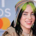 Billie Eilish wins International Female Solo Artis at Brits Awards 2020